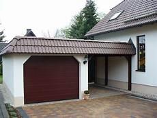 garage mit garage carport kombination garage haus