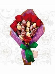 ramos de fresas con chocolate chocolates theo