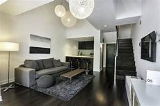 Decorating Ideas For Townhouse Living Room by Modern Loft Townhouse In Vancouver Small Space Solutions