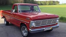 ford f100 1967 walk around and drive away