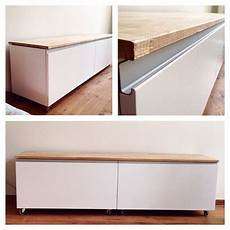 Ikea Metod Hack - ikea ikeahack 2 metod cabinets with nodsta doors and a