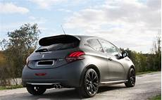 2018 Peugeot 208 Gti Car Photos Catalog 2019