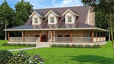 house plans with wrap around porches single story plan 3027d wonderful wrap around porch in 2020 country