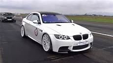 bmw m3 e92 g power bmw m3 e92 coupe revs drag race