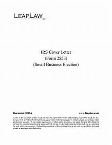 fillable online form 2553 election by a small business