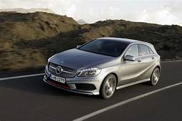 Mercedes Benz Cars  News A45 AMG Pricing Announced