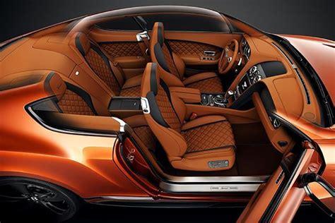 Bentley Announce A Vegan Interior Option