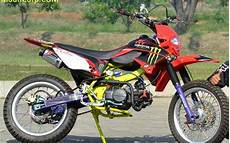 Modif Motor Supra Fit Jadi Trail by Foto Modifikasi Motor Cross Supra Fit Impremedia Net