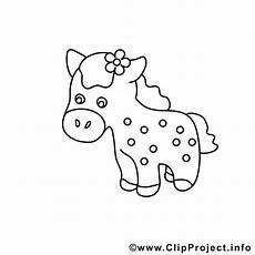 Malvorlagen Baby Kostenlos Baby Pferd Bild Zum Malen Kostenlos