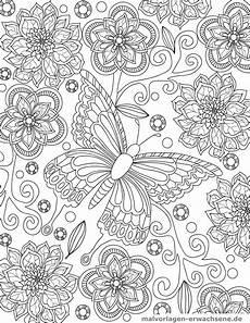 Ausmalbilder Blumen Schmetterlinge 97 Einzigartig Ausmalbilder Schmetterling Mit Blume
