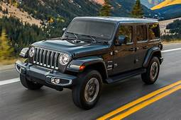 Jeep Wrangler 2019 Prices Specification And Release Date