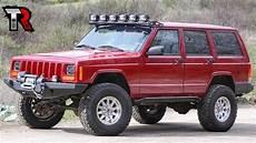 jeep xj it s about time jeep xj rock slider install