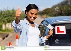 Le Permis De Conduire D 233 Tudiant Image Stock Image Du