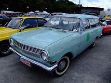 Opel Rekord Series A