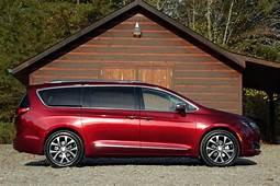 Chrysler Pacifica Long Termer GMs Opel Sold Lexus
