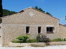 facade en de parement maison en de parement 224 correns simulapierre design