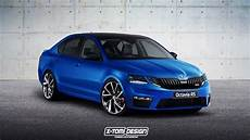 Does The New Skoda Octavia Facelift Look Better In Sporty