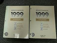 service repair manual free download 1999 pontiac bonneville transmission control 1999 pontiac bonneville shop service repair manual se sse ssei sle ebay