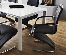 freischwinger stuhl mit armlehne freischwinger grazia schwarz stuhl mit armlehne ebay