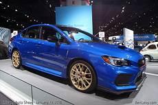blue wrx sti type ra with gold wheels benlevy com