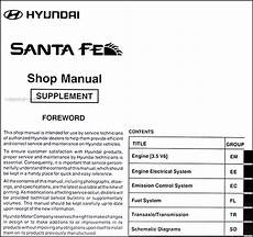 how to download repair manuals 2003 hyundai santa fe auto manual 2003 hyundai santa fe repair shop manual