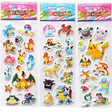 Aliexpress Com Buy 10pcs Cartoon Foam 3d Sticker Cute