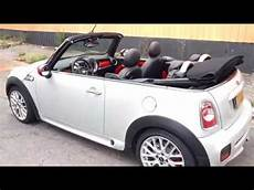 mini cooper works cabrio 2014