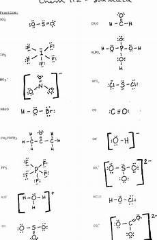 lewis dot structure practice worksheet db excel com