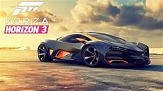 five of the best hypercars in forza horizon 3