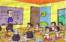 57 Gambar Kartun Anak Sedang Belajar Kelompok Himpun Kartun
