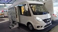 2018 Hymer Exsis I 594 Fiat Exterior And Interior