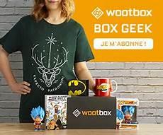 Code Promo Wootbox Gadgets Produits Chinois Et