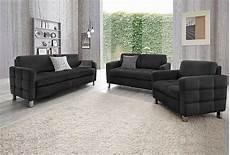 sofa garnitur sofa garnitur 3 teilig frisch sit more 3 tlg garnitur