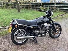 1991 Moto Guzzi Mille Gt We Sell Classic Bikes
