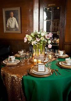 emerald and gold wedding theme in 2019 gold wedding