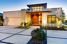 haus ideen modern am 233 nagement ext 233 rieur maison jardins d entr 233 e modernes