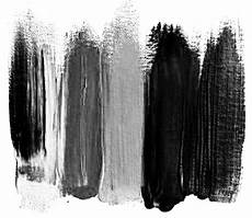 paint color to black and white brush strokes on tumblr