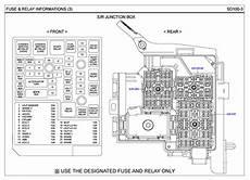 2006 hyundai tiburon fuse box diagram repair guides