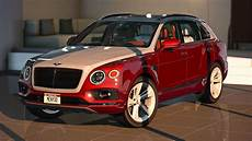 bentley bentayga add replace gta5 mods com