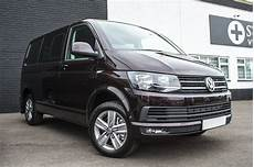 Vw Transporter Highline Kombi Swiss Vans Ltd Bridgend