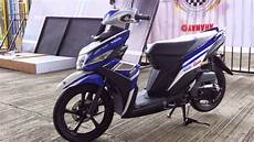 Modifikasi Mio M3 Terbaru by Modifikasi Yamaha Mio M3 2015 Modifikasi Motor Kawasaki