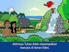 Jual Buku Komik Alkitab Anak Allah Menciptakan