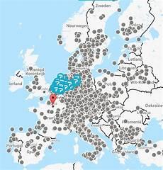 Cng Tankstations Op Weg Naar De Zon Zuiden Europa