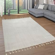 teppich creme kurzflor teppich retro muster beige teppich de