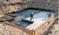 Bodenplatte Abdichtung W 228 Nde Mauern Abdichten Selbst De