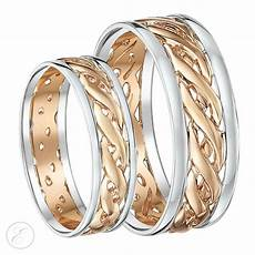 his hers 6mm 7mm 9ct rose gold celtic wedding ring two colour ebay
