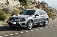 2016 Mercedes Glc Debuts New Name And Look For Former Glk