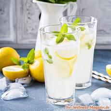 Limonade Selber Machen 45 Low Carb Rezepte Ohne Zucker