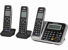 panasonic kx tg7873s 1 9 ghz dect 6 0 3x handsets link2cell bluetooth cellular convergence