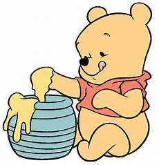 baby pooh clip disney clip galore